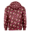 Digital Raspberry Pink Colorful  Men s Zipper Hoodie View2