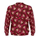 Digital Raspberry Pink Colorful  Men s Sweatshirt View2
