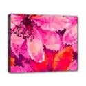 Geometric Magenta Garden Canvas 10  x 8  View1