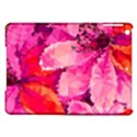 Geometric Magenta Garden iPad Air Hardshell Cases View1
