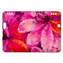 Geometric Magenta Garden Kindle Fire HDX Hardshell Case View1