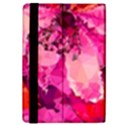Geometric Magenta Garden iPad Mini 2 Flip Cases View4
