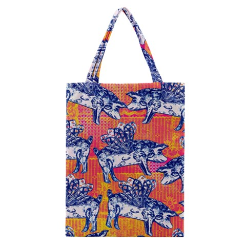 Little Flying Pigs Classic Tote Bag