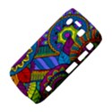 Pop Art Paisley Flowers Ornaments Multicolored Bold 9700 View4