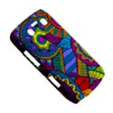 Pop Art Paisley Flowers Ornaments Multicolored Bold 9700 View5