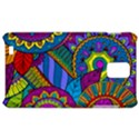 Pop Art Paisley Flowers Ornaments Multicolored Samsung Infuse 4G Hardshell Case  View1