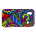 Pop Art Paisley Flowers Ornaments Multicolored Samsung Galaxy Ace S5830 Hardshell Case  View1