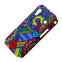 Pop Art Paisley Flowers Ornaments Multicolored Samsung Galaxy Ace S5830 Hardshell Case  View4
