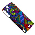 Pop Art Paisley Flowers Ornaments Multicolored Sony Xperia Arc View5