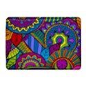 Pop Art Paisley Flowers Ornaments Multicolored Kindle 4 View1