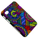 Pop Art Paisley Flowers Ornaments Multicolored Samsung Galaxy Tab 7  P1000 Hardshell Case  View5