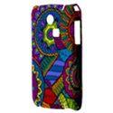 Pop Art Paisley Flowers Ornaments Multicolored Samsung S3350 Hardshell Case View3