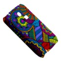 Pop Art Paisley Flowers Ornaments Multicolored Samsung S3350 Hardshell Case View5