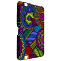 Pop Art Paisley Flowers Ornaments Multicolored Kindle Fire HD 8.9  View2