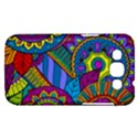 Pop Art Paisley Flowers Ornaments Multicolored Samsung Galaxy Win I8550 Hardshell Case  View1