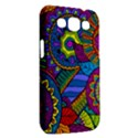 Pop Art Paisley Flowers Ornaments Multicolored Samsung Galaxy Win I8550 Hardshell Case  View2