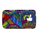 Pop Art Paisley Flowers Ornaments Multicolored Samsung Galaxy Duos I8262 Hardshell Case  View1