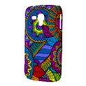Pop Art Paisley Flowers Ornaments Multicolored Samsung Galaxy Duos I8262 Hardshell Case  View3