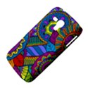 Pop Art Paisley Flowers Ornaments Multicolored Samsung Galaxy Duos I8262 Hardshell Case  View4
