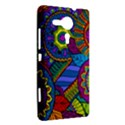 Pop Art Paisley Flowers Ornaments Multicolored Sony Xperia SP View2