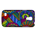 Pop Art Paisley Flowers Ornaments Multicolored Galaxy S4 Mini View1