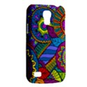 Pop Art Paisley Flowers Ornaments Multicolored Galaxy S4 Mini View2