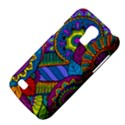 Pop Art Paisley Flowers Ornaments Multicolored Galaxy S4 Mini View4