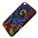 Pop Art Paisley Flowers Ornaments Multicolored Samsung Galaxy Tab 3 (8 ) T3100 Hardshell Case  View4