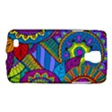 Pop Art Paisley Flowers Ornaments Multicolored Galaxy S4 Active View1
