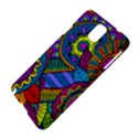 Pop Art Paisley Flowers Ornaments Multicolored Samsung Galaxy Note 3 N9005 Hardshell Case View4