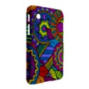 Pop Art Paisley Flowers Ornaments Multicolored Samsung Galaxy Tab 2 (7 ) P3100 Hardshell Case  View2