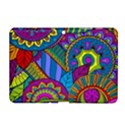 Pop Art Paisley Flowers Ornaments Multicolored Samsung Galaxy Tab 2 (10.1 ) P5100 Hardshell Case  View1