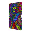 Pop Art Paisley Flowers Ornaments Multicolored Samsung Galaxy Tab 2 (10.1 ) P5100 Hardshell Case  View3