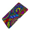 Pop Art Paisley Flowers Ornaments Multicolored Samsung Galaxy Tab 2 (10.1 ) P5100 Hardshell Case  View4