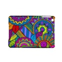 Pop Art Paisley Flowers Ornaments Multicolored iPad Mini 2 Hardshell Cases View1