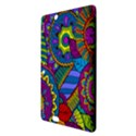 Pop Art Paisley Flowers Ornaments Multicolored Kindle Fire HDX 8.9  Hardshell Case View3