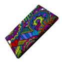 Pop Art Paisley Flowers Ornaments Multicolored Kindle Fire HDX 8.9  Hardshell Case View4