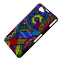Pop Art Paisley Flowers Ornaments Multicolored Sony Xperia Z1 Compact View4