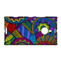 Pop Art Paisley Flowers Ornaments Multicolored Nokia Lumia 1520 View1