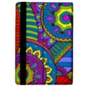 Pop Art Paisley Flowers Ornaments Multicolored iPad Air Flip View4