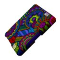 Pop Art Paisley Flowers Ornaments Multicolored Amazon Kindle Fire (2012) Hardshell Case View4