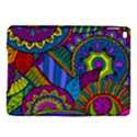 Pop Art Paisley Flowers Ornaments Multicolored iPad Air 2 Hardshell Cases View1