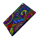Pop Art Paisley Flowers Ornaments Multicolored iPad Air 2 Hardshell Cases View4