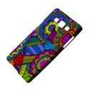 Pop Art Paisley Flowers Ornaments Multicolored Samsung Galaxy A5 Hardshell Case  View4