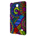 Pop Art Paisley Flowers Ornaments Multicolored Samsung Galaxy Tab 4 (8 ) Hardshell Case  View2