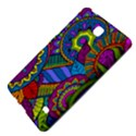 Pop Art Paisley Flowers Ornaments Multicolored Samsung Galaxy Tab 4 (8 ) Hardshell Case  View4