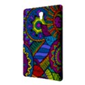 Pop Art Paisley Flowers Ornaments Multicolored Samsung Galaxy Tab S (8.4 ) Hardshell Case  View2