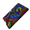 Pop Art Paisley Flowers Ornaments Multicolored Samsung Galaxy Tab S (10.5 ) Hardshell Case  View4