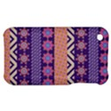 Colorful Winter Pattern Apple iPhone 3G/3GS Hardshell Case View1