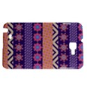 Colorful Winter Pattern Samsung Galaxy Note 1 Hardshell Case View1